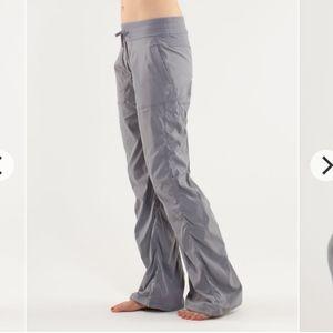 🍋Like New!🍋 Lululemon Grey Studio Pant *No Liner